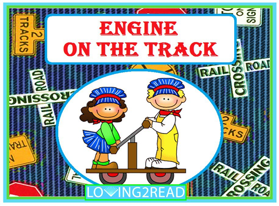 Engine on the Track