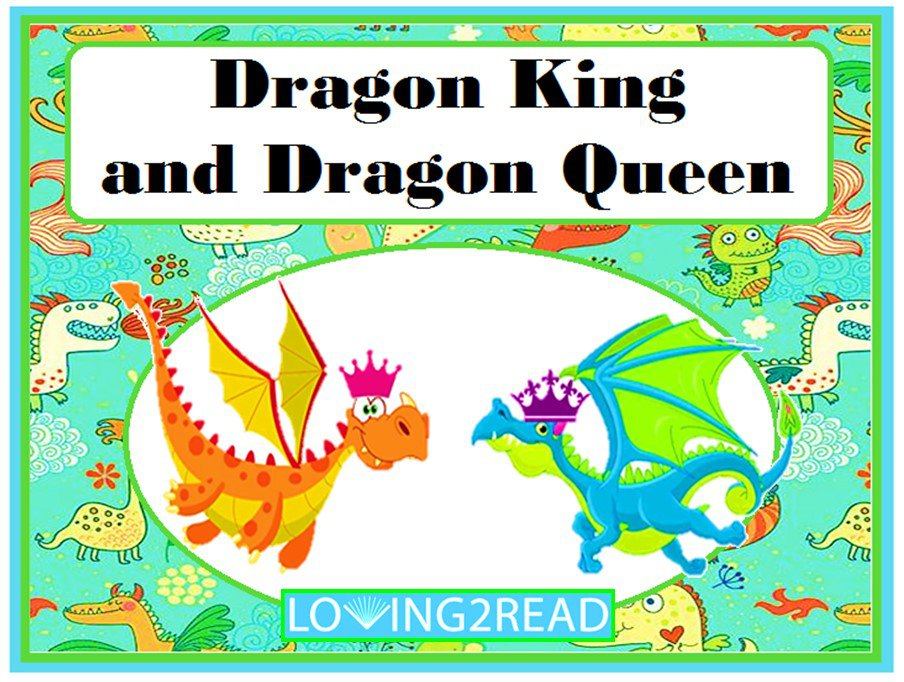 Dragon King and Dragon Queen