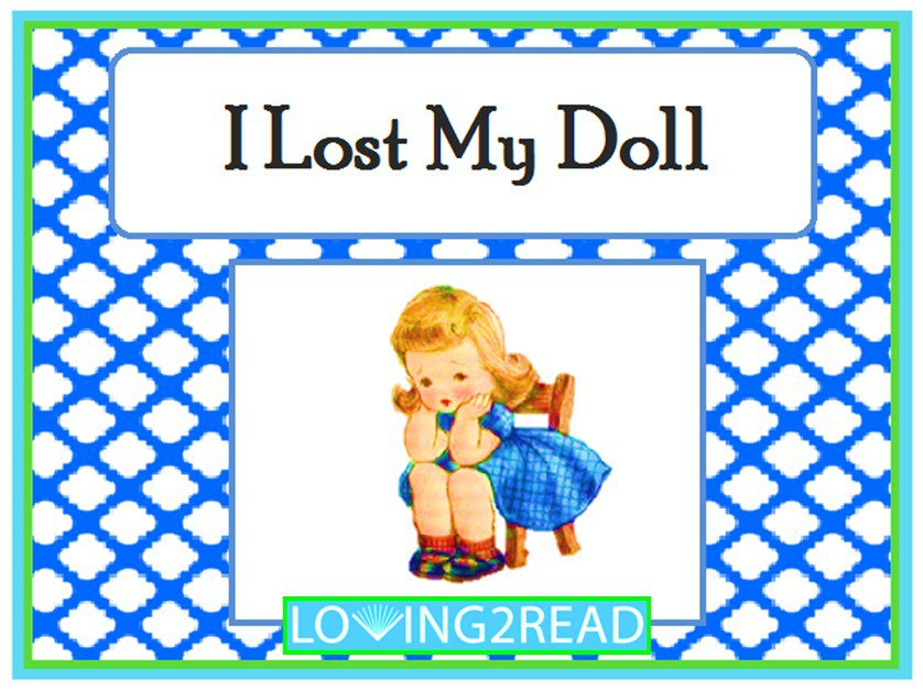 I Lost My Doll