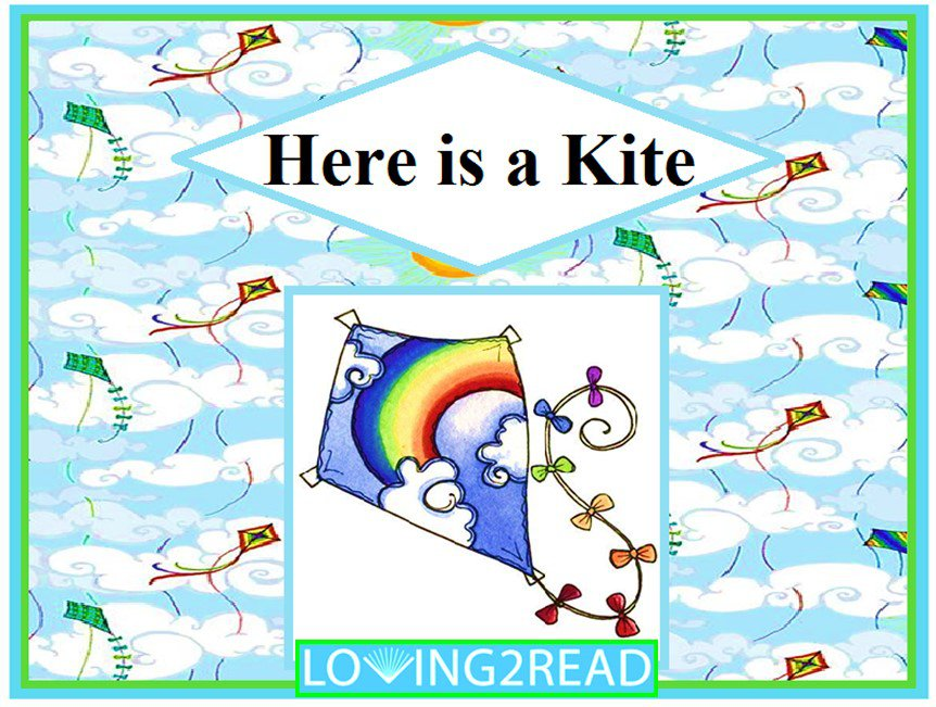 Here is a Kite