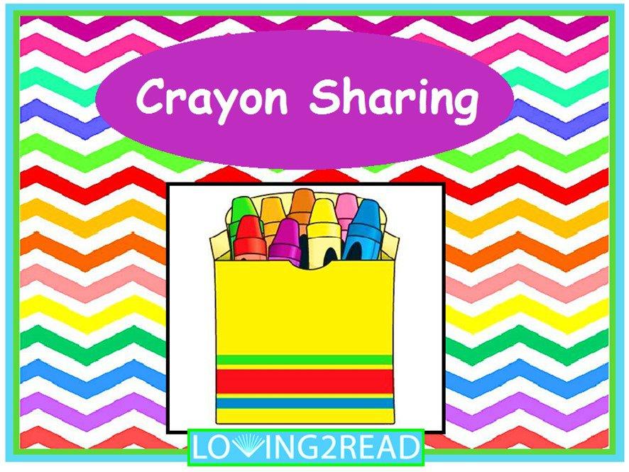 Crayon Sharing
