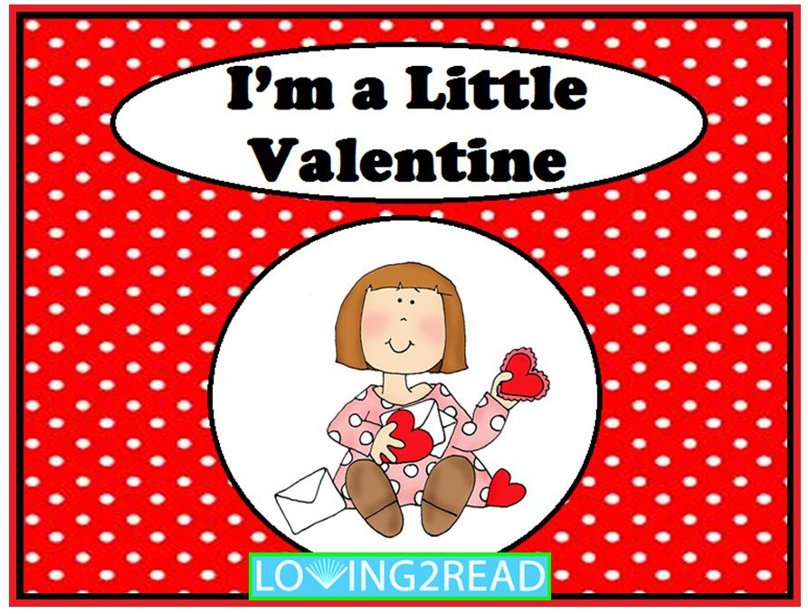 I'm a Little Valentine