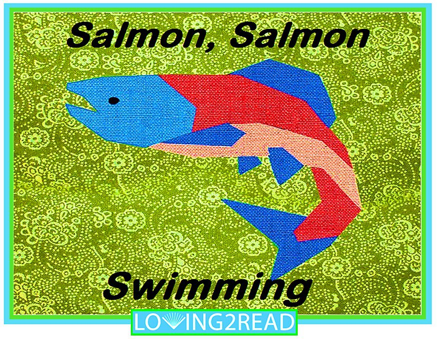 Salmon, Salmon Swimming