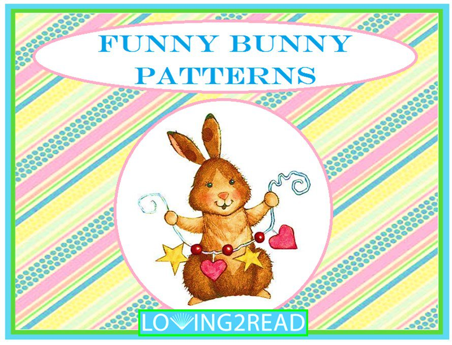 Funny Bunny Patterns
