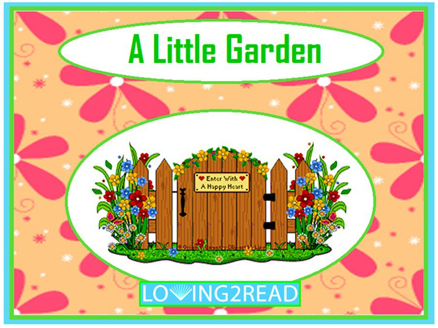 A Little Garden