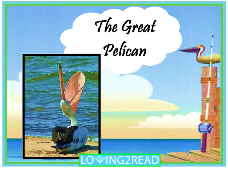 The Great Pelican