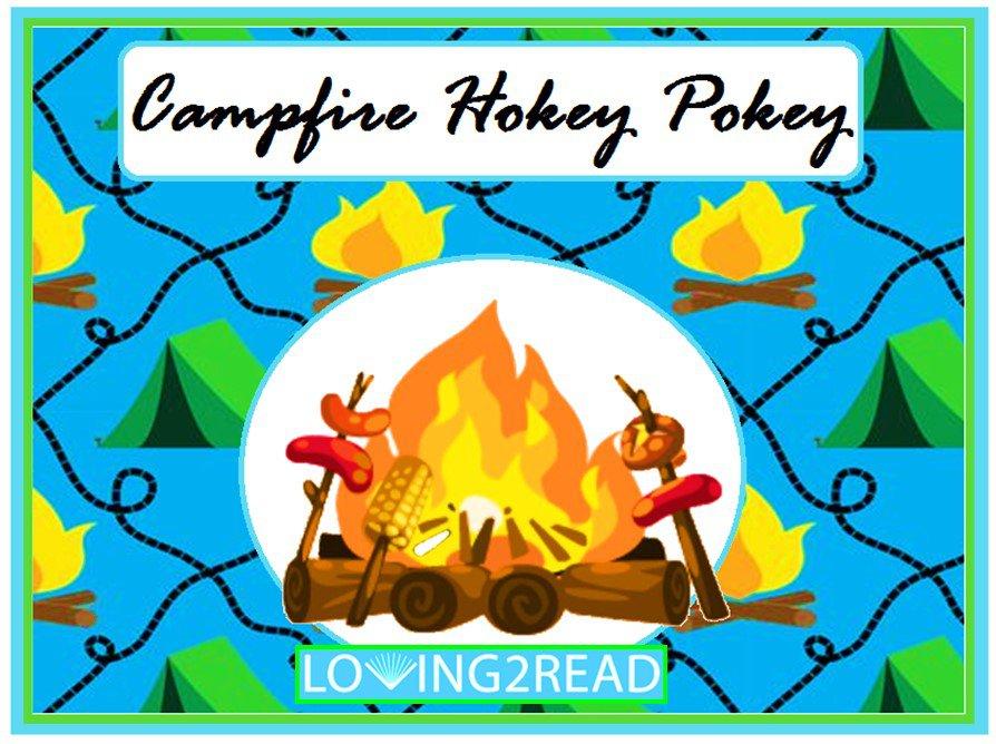 Campfire Hokey Pokey