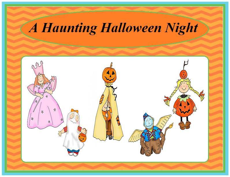 A Haunting Halloween Night