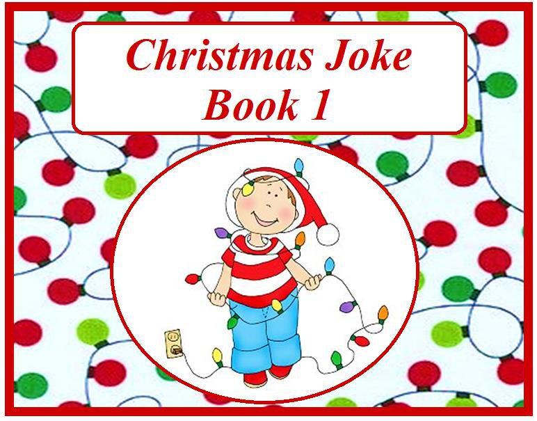 Christmas Joke Book 1