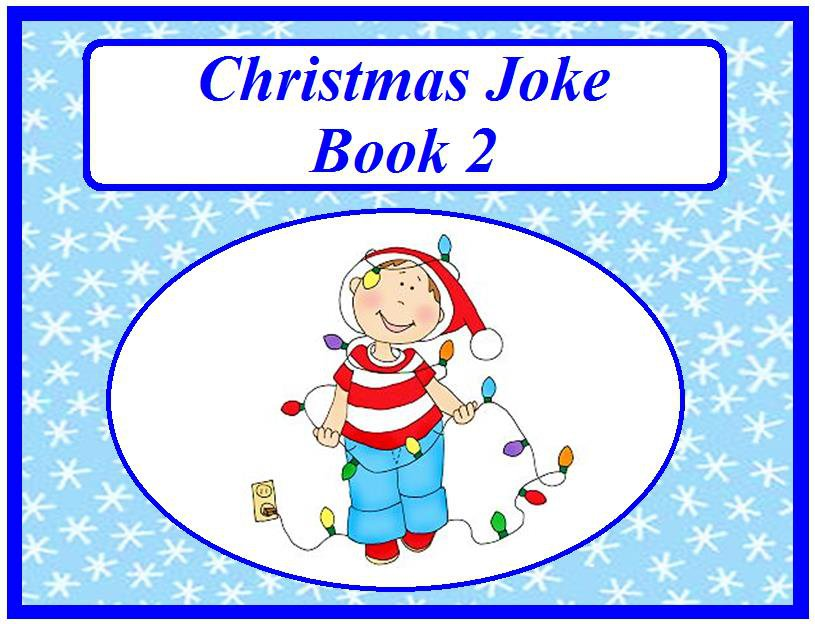 Christmas Joke Book 2