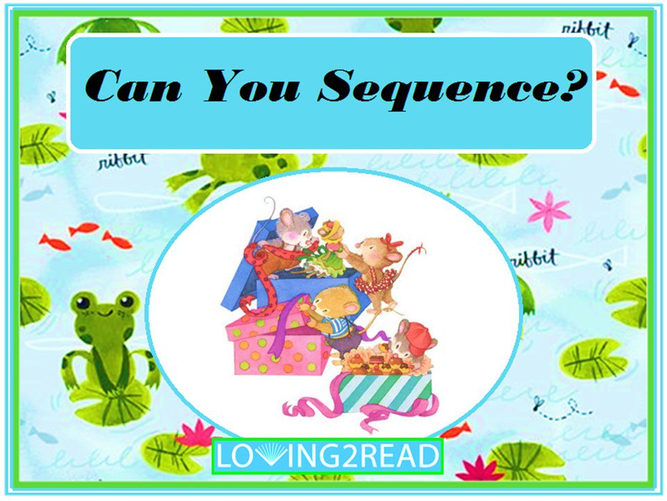 Can You Sequence?