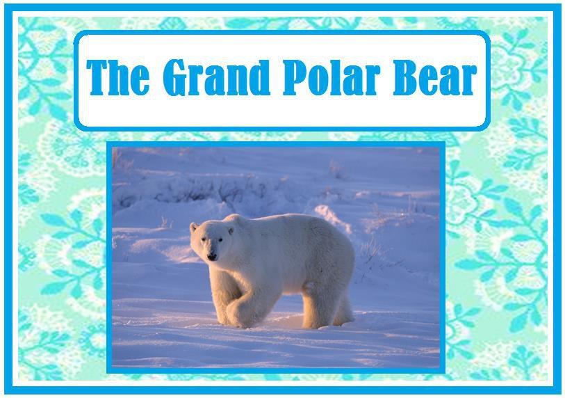 The Grand Polar Bear
