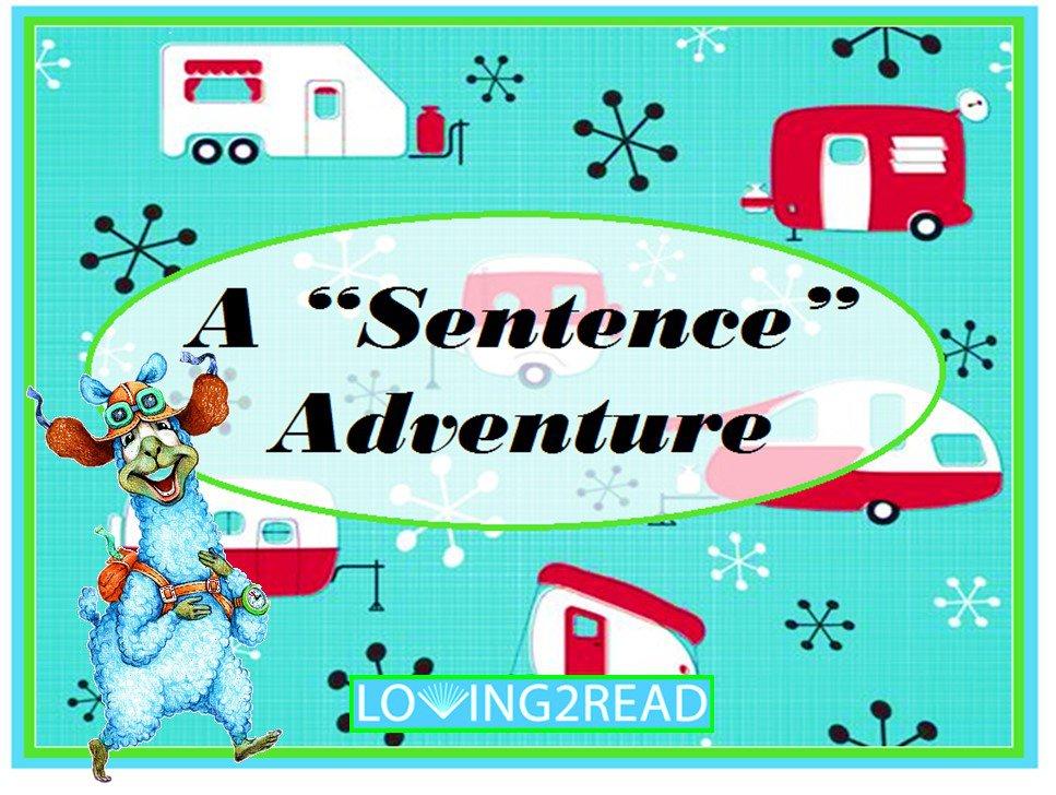 A Sentence Adventure