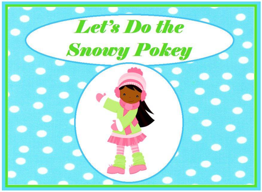Let's Do the Snowy Pokey