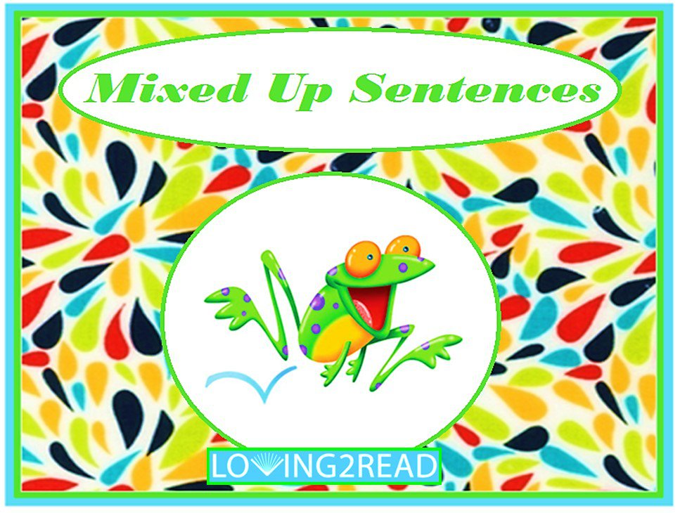 Mixed Up Sentences